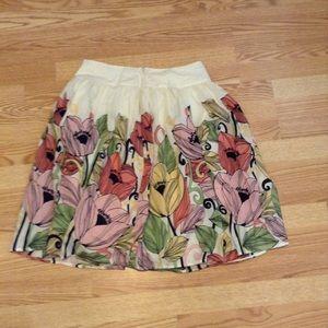 Apt. 9 Skirts - Apt 9 Floral Skirt